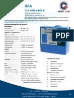 Ficha Tecnica Gilian Bdx II
