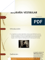 Migraña Vestibular