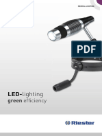 Medical Lighting e RevL Ri FocusLED