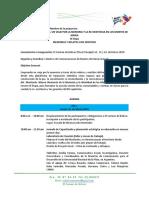 Agenda Vuelo Del Mochuelo Museo Itinerante de La Memoria y La Identidad de Los Montes de Maria