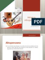 Música Afroperuana
