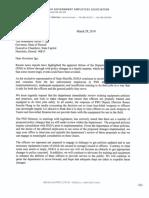 HGEA Letter