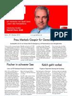 Newsletter Okt 2010 II