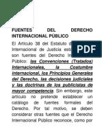 Fuentes del Derecho Internacional Público.docx