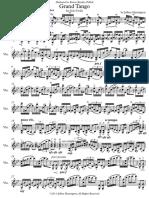 IMSLP258394-PMLP419036-Grand Tango for Solo Violin