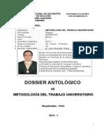 5manual de Metodología Del Traba Universit