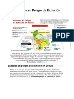 12 Animales en Peligro de Extinción en Bolivia.docx