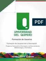 UNIDAD 3 - FORMACIÓN DE USUARIOS