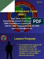 MPF-05, MPF MMC