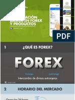 Capacitación Básica de FOREX