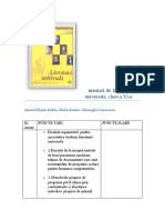 Analiza Manual