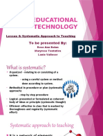 Lesson 4 Systematic Approach to Teaching.pptx