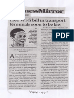 Business Mirror, Apr. 2, 2019, Free Wi-fi bill in transport terminals soon to be law.pdf