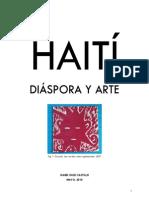 CONFERENCIA HAITÍ DIASPORA Y ARTE GAN