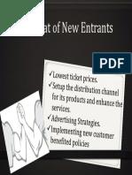 Threat of New Entrants.pptx