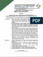 SK Direktur 037 Pembentukan UPG Di Lingkungan RSUD