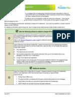 Chargeoff Checklist (1)