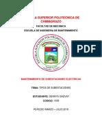 Tipos de subestaciones.docx