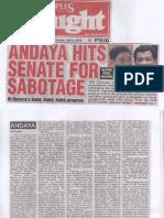 Peoples Tonight, Apr. 2, 2019, Andaya Hits Senate for Sabotage of Duterte's Build,Build,Build program.pdf