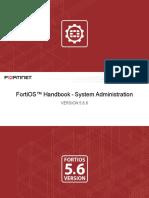Fortigate System Admin 56