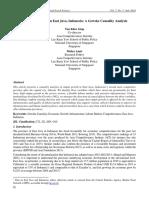 06 East Java Economic Profile