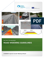 ROADEX Road Widening Guidelines 2012