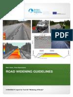 ROADEX Road Widening Guidelines 2012