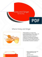 science discovery sa  honey and ginger   1