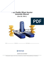 PW11 Assembly Manual