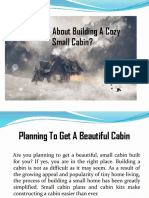Plan A Cozy Small Cabin Home Kit.pptx