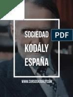 Asociacion Kodály de España