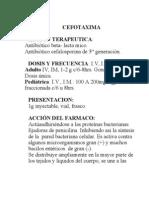 medicamentos II