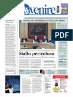 La rassegna stampa video e sfogliabile umbria italia 2 aprile 2019