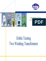 2 Winding Transformer Long