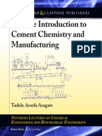 Concise Introduction to Cement Chemistry and Manufacturing.pdf