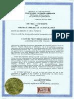 SAMPLE of Amedments
