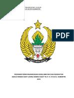 PEDOMAN PENGORGANISASIAN K3RS.docx