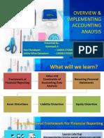 PPT Analisis Penilaian dan Bisnis - Accounting Analysis