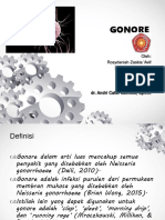 GONORE Rosy Ppt