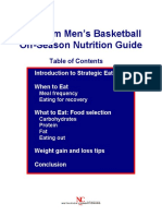 Nutrition Overview