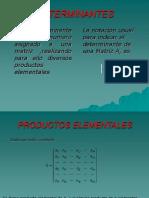 Matematicas Determinantes