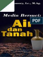 Media Thaharah Air Dan Tanah