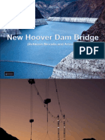 Bridge Detailed Construction_New Hoover Dam Bridge