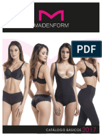 CATALOGO Maidenform 2017