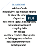 pcl creed
