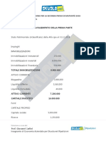 Soluzione simulazione Economia Aziendale 2 aprile, Prima parte