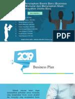 Kelompok 1 Business Plan Dan Studi Kelayakan Usaha Baru