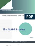 MABR Process