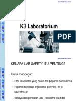 K3 Laboratorium