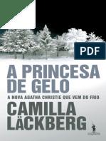 Camilla Läckberg - A Princesa de Gelo [Dom Quixote] (2003).epub
